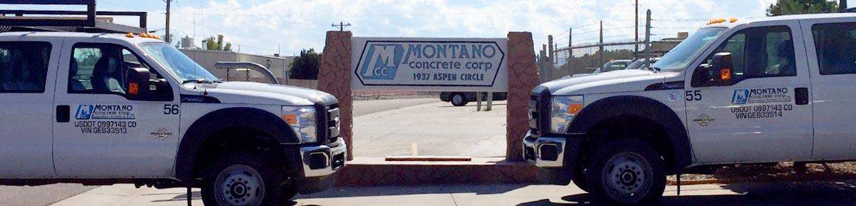 Montano Concrete Corp. - Pueblo, Colorado
